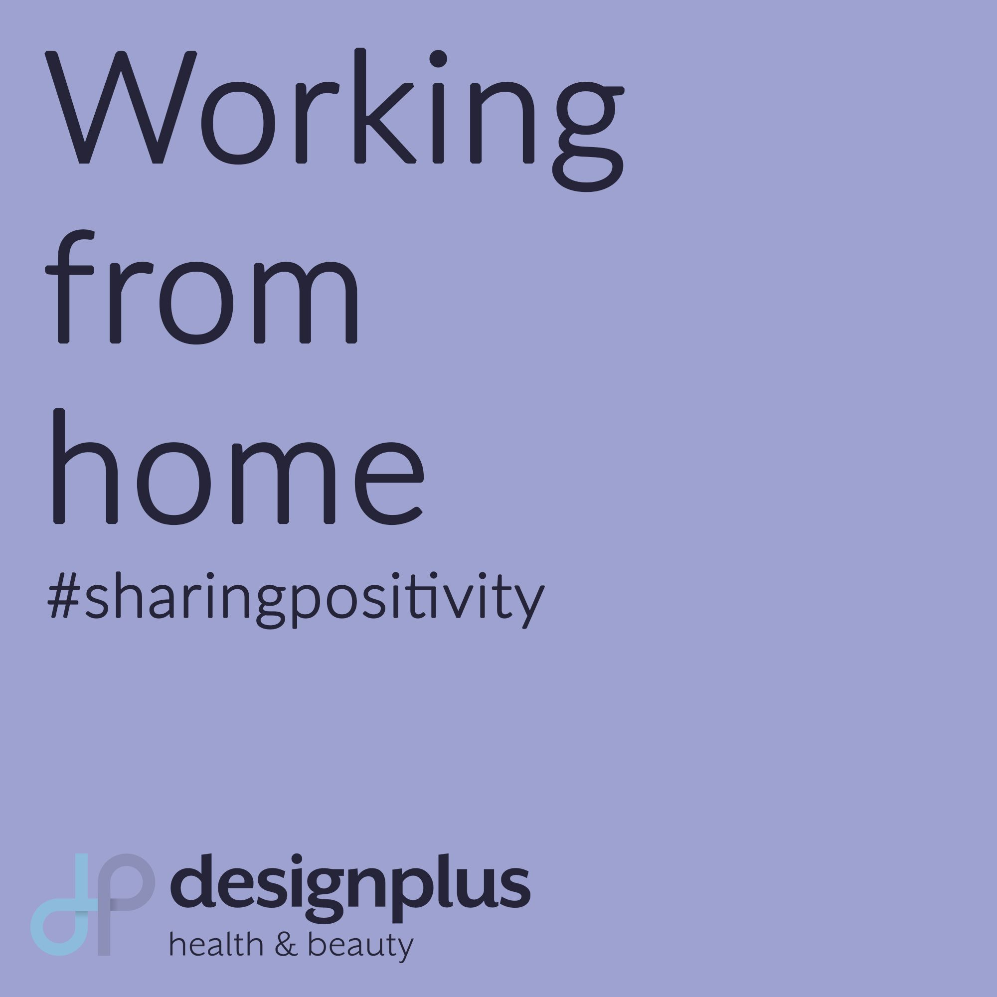 Design Plus Working from Home Employee Series