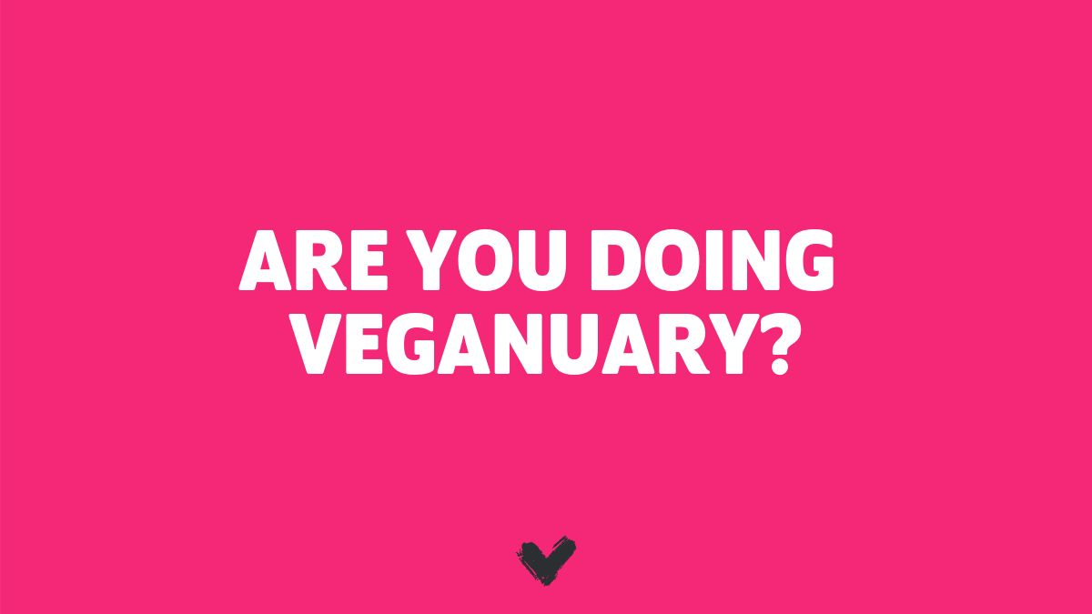Veganuary - What's driving Vegan Health & Beauty Products